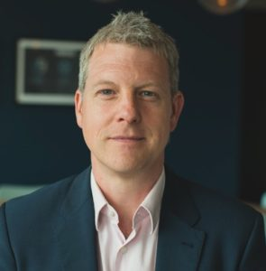 Headshot of Stephen Banbury