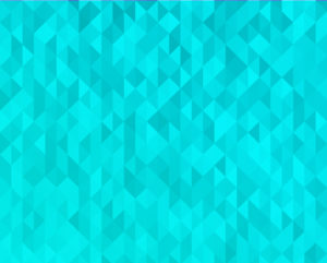 Demand Gen relevant content blue light geometric triangle shapes