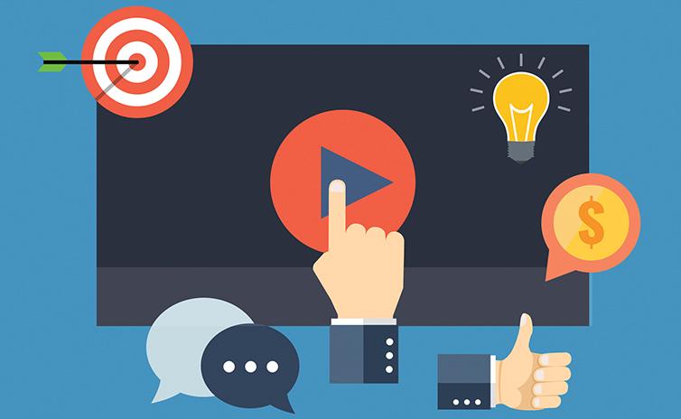 Demand Gen Trends video illustration