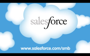 Salesforce short video CTA