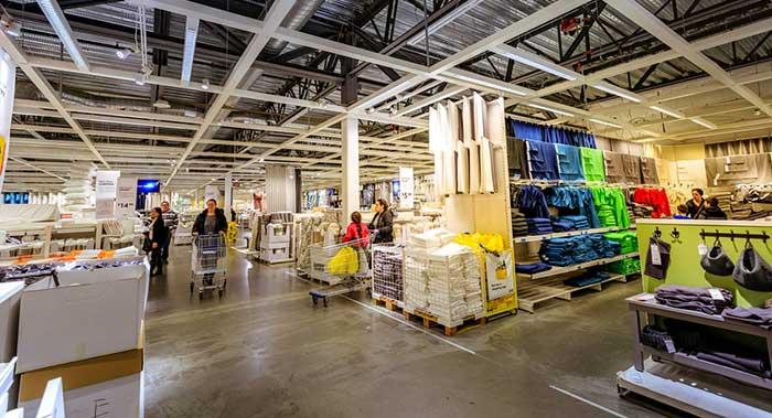 The Ikea story experience