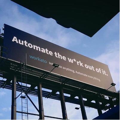 workato billboard photo